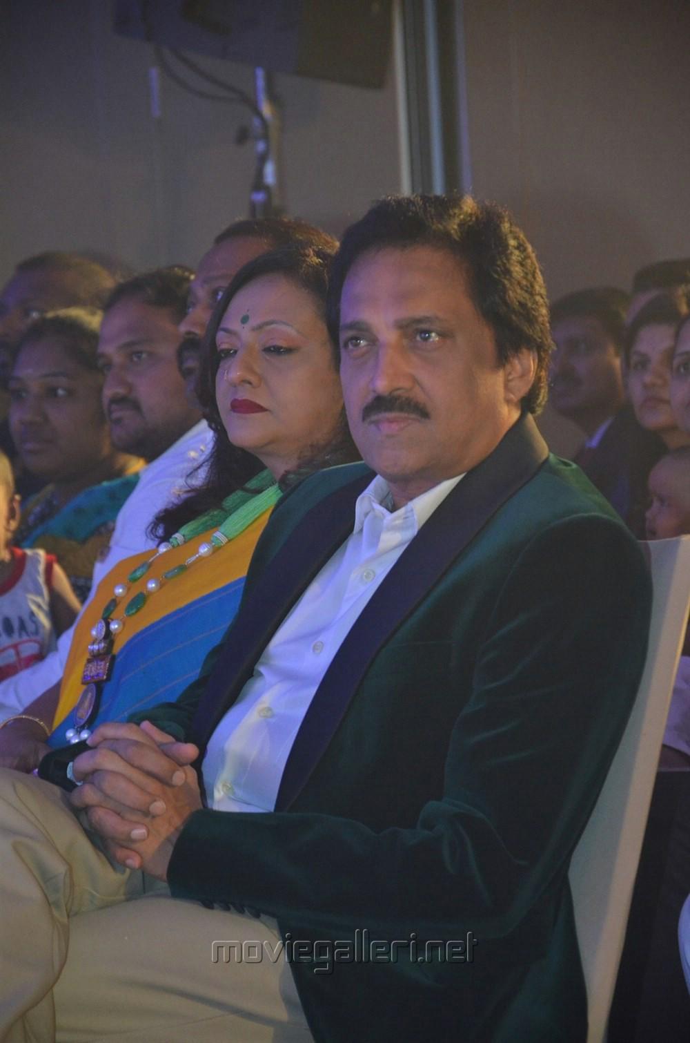 Ravi Raghavendra @ Pride of Tamil Nadu Awards 2017 Stills