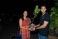 Prince Plants Distribution on World Earth Day