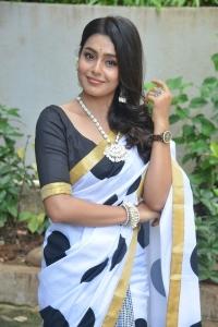 Actress Pritha Sengupta Photos @ Auto Rajani Movie Opening