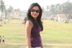 Kandanam Actress Prithiksha Mythili Hot Stills
