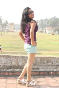 Tamil Actress Prithiksha Mythili Hot Stills