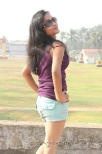 Tamil Actress Prathiksha Mythili Hot Stills