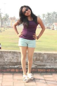 Kandanam Actress Prithiksha Mythili Hot Photos