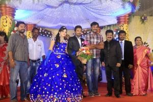 Natraj @ Pandiarajan Son Prithvi Rajan Akshaya Premnath Wedding Reception Stills