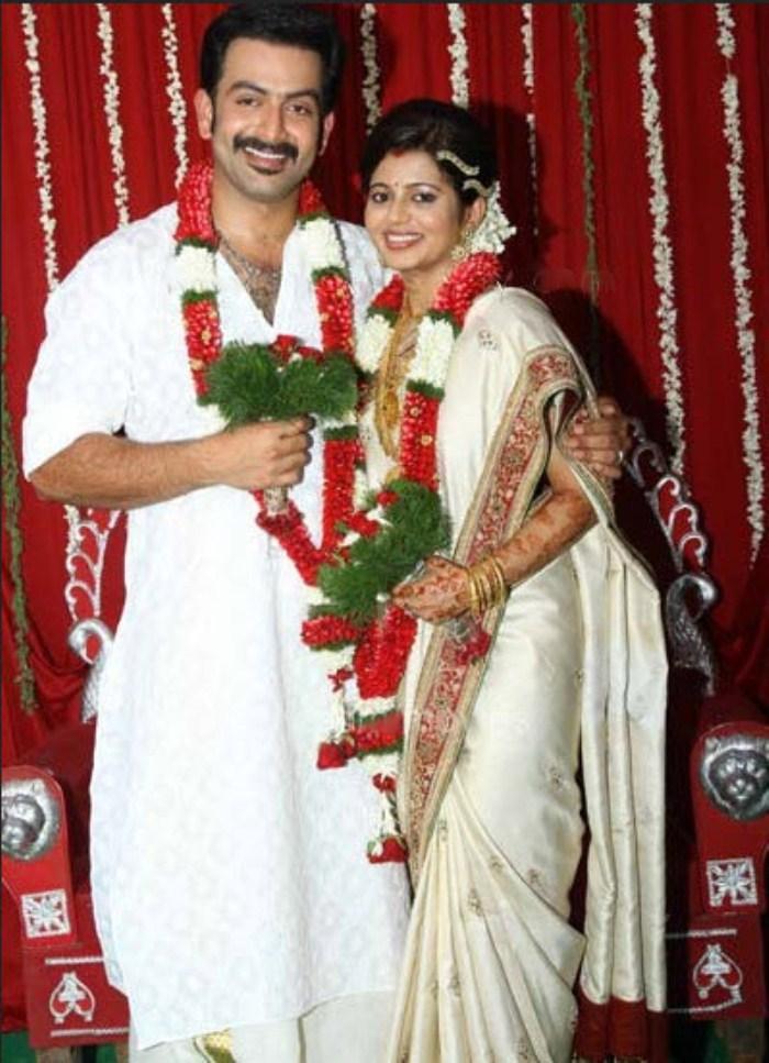 Picture 8204 | Prithviraj Supriya Menon Wedding Images ...