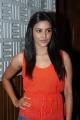 Tamil Actress Priya Anand Cute Stills at Orange Dress