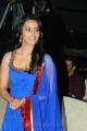 Priya Anand in Hot Blue Dress at Ko Ante Koti Audio Release