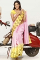 Ethir Neechal Actress Priya Anand in Saree Stills