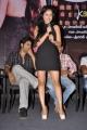 Telugu Actress Priya Banerjee Hot Stills at Kiss Title Launch