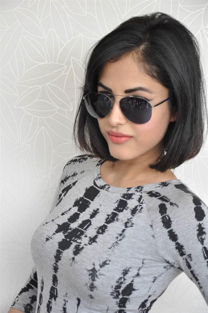 Asura Movie Actress Priya Banerjee Interview Stills