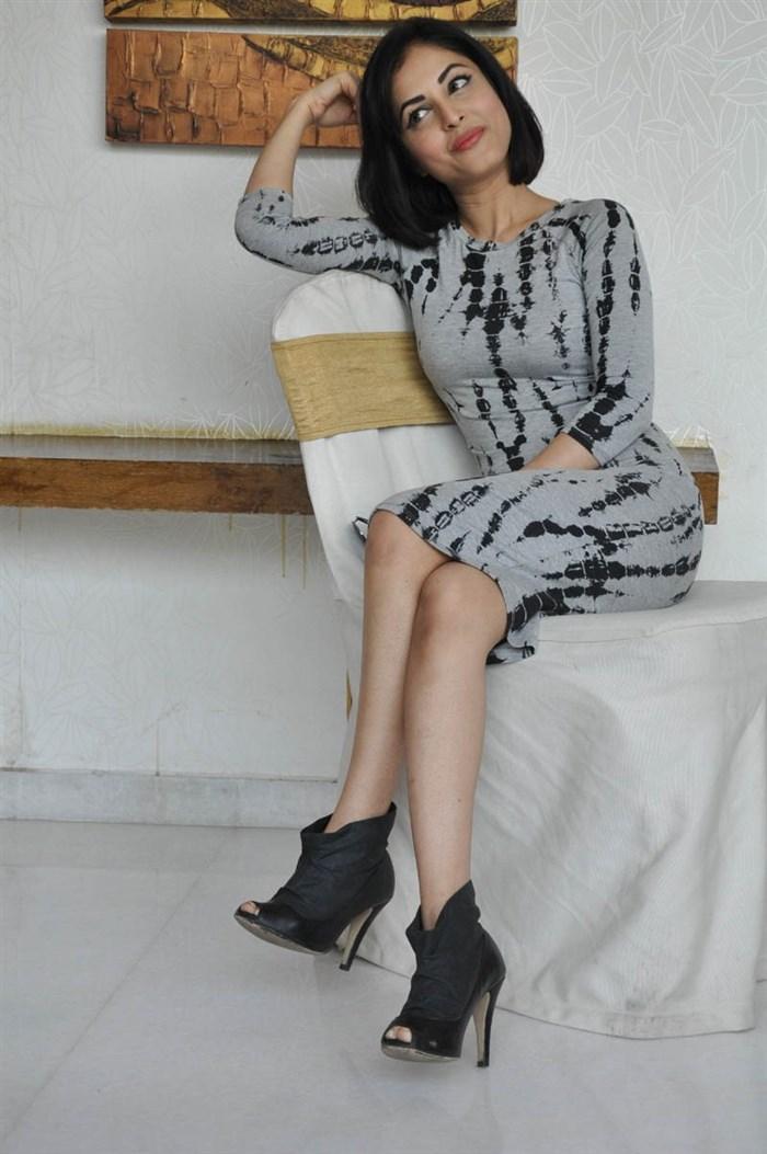 Actress Priya Banerjee Interview Stills about Asura Movie