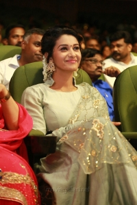 Actress Priya Bhavani New Photos HD @ MGR Sivaji Academy Awards 2018