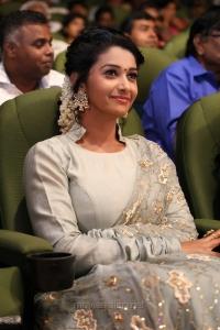 Priya Bhavani New Photos HD @ MGR Sivaji Academy Awards 2018
