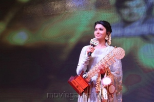 Priya Bhavani New Photos @ MGR Sivaji Academy Awards 2018