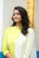 Actress Priya Bhavani Shankar Cute Pictures @ Aham Brahmasmi Movie Launch