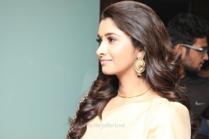 Actress Priya Bhavani Shankar HD Pictures @ Kadai Kutty Singam Audio Launch