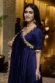 Ishq Heroine Priya Prakash Varrier Images in Blue Dress