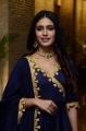 Ishq Heroine Priya Prakash Varrier Blue Dress Images