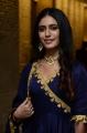 Ishq Movie Actress Priya Prakash Varrier in Blue Dress Images