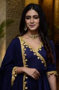 Actress Priya Prakash Varrier Images @ Ishq Movie Pre-Release Event