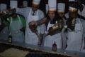Actress Priya Raman at GRT Grand Hotel Cake Mixing Photos