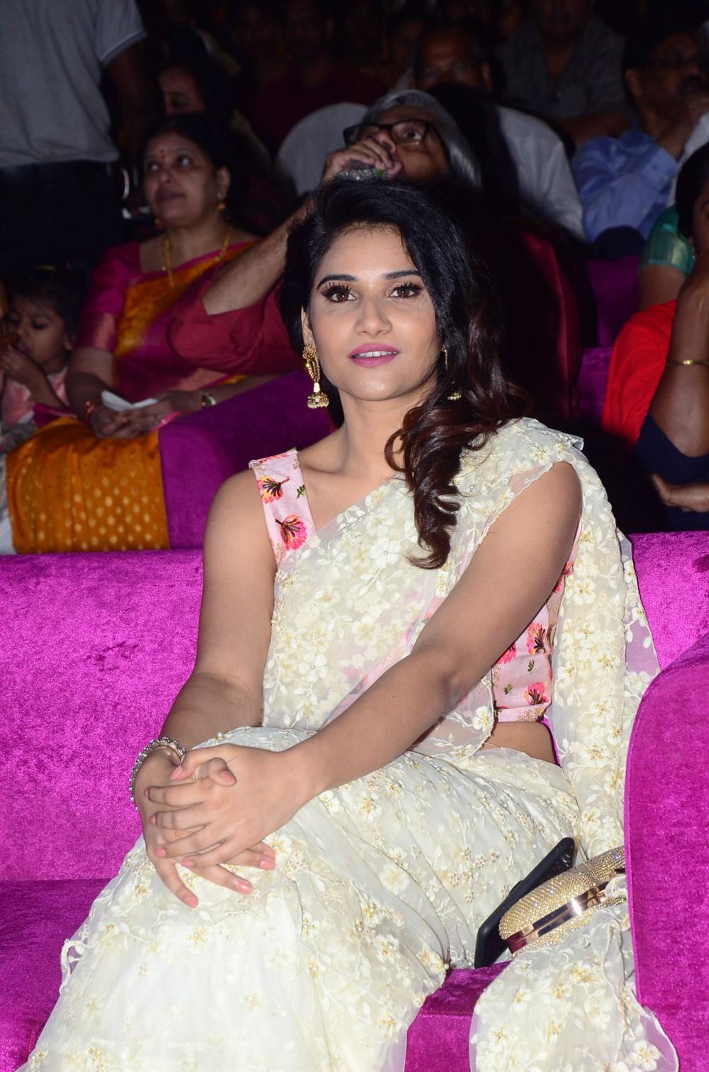 Actress Priya Singh Pictures @ Rangu Pre Release Function