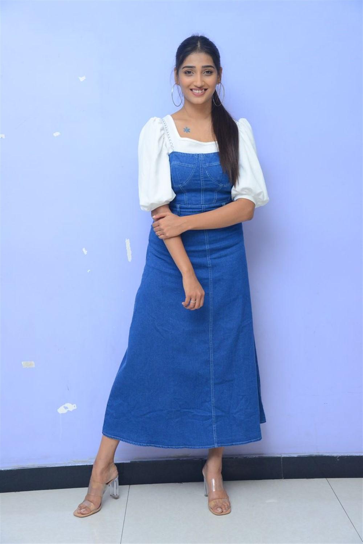 Priya Vadlamani New Stills @ College Kumar Teaser Launch