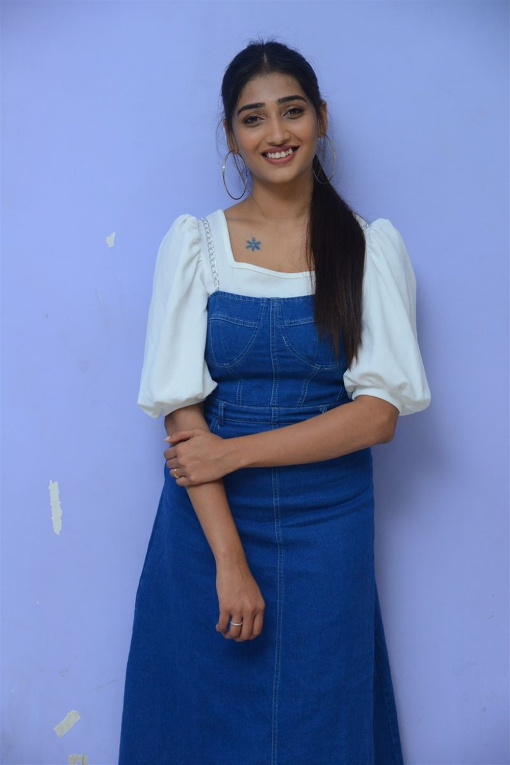College Kumar Actress Priya Vadlamani New Stills