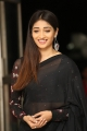 Husharu Movie Heroine Priya Vadlamani Black Saree Photos