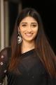Husharu Movie Actress Priya Vadlamani Black Saree Photos