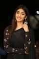 Husharu Heroine Priya Vadlamani Black Saree Photos