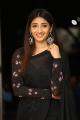 Priya Vadlamani Black Saree Photos @ Hushaaru Movie 50 Days Celebrations