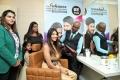 Actress Priya Vadlamani launches BeYou Salon at Puppalaguda, Hyderabad