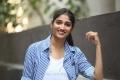 Actress Priya Vadlamani Latest Pictures @ Husharu Movie Press Meet