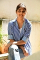 Telugu Actress Priya Vadlamani Pictures @ Husharu Press Meet