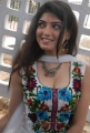 Telugu Actress Priyadarshini Hot Photos in White Sleeveless Churidar