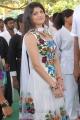 Telugu Actress Priyadarshini Hot Photos in White Sleeveless Dress
