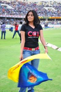 Priyamani Latest Stills @ CCL Final Match