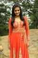 Actress Priyamani Latest Images in Dark Orange Anarkali Dress
