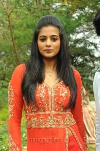 Actress Priyamani Cute Images in Anarkali Dress