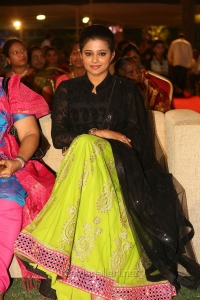 Actress Priyamani Photos at her Manager Hari Wedding Reception