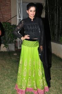 Telugu Actress Priyamani Photos @ Hari Wedding Reception
