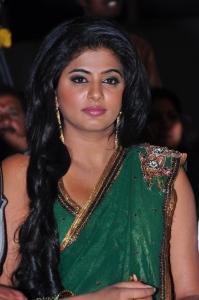 Priyamani Hot Green Saree Stills