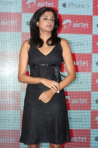 Actress Priyamani Latest Stills at Airtel iPhone 5 Launch
