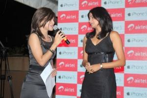 Telugu Actress Priyamani Launch Apple iPhone 5 Photos