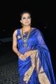 Actress Priyamani New Photos in Blue Saree