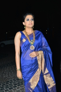 Actress Priyamani New Photos @ 65th Jio Filmfare Awards South 2018