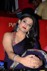 Actress Priyamani Saree Photos @ Sirivennela Movie Audio Launch