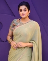 Actress Priyamani Cute Saree Photoshoot Stills