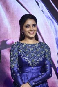 Varun Doctor Movie Heroine Priyanka Arul Mohan Blue Dress Photos